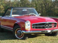As the intended replacement for the legendary 300SL and