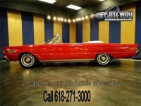 Dont miss out on this 1966 red Mercury S-55