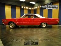1966 Mercury S-55 2 door hardtop for sale. Only 2916 of