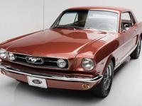 This 1966 Mustang GT is fresh off a nut-and-bolt