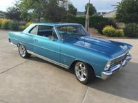 1966 Nova II SS Fully Restored with Brand New 400 HP