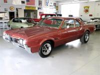 1966 OLDS 442 L-69 TRI-POWER - NUMBERS MATCHING. 1 of