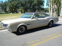 1966 Olds Cutlass 442 for Sale. This model marks a