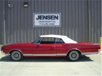 - Convertible - 455 V-8 - Power steering - Power brakes