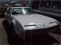 1966 Oldsmobile Toronado, Nice original desert