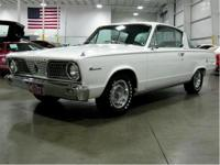 We are pleased to present you with this 1966 Plymouth