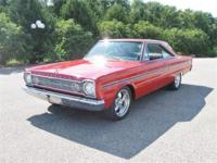 Just in is this very solid and original 1966 Plymouth
