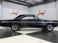Stk#045 1966 Plymouth Belvedere II This is a numbers