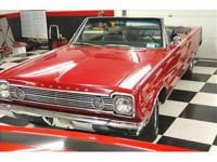 1966 Plymouth Satellite ConVerTible 383 cu. in.