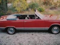 1966 Plymouth Valiant Signet Convertible for sale (MO)