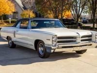 1966 Pontiac Catalina, Also, the original 4bbl intake