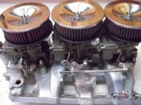 I HAVE A COMPLETE 1966 PONTIAC GTO TRI-POWER SET UP