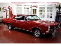 GREAT DRIVING GTO WITH AUTOMATIC, PO 1966 Pontiac GRO