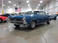 We are pleased to present this 1966 GTO Convertible