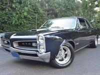 1966 Pontiac GTO Convertible, Super Clean!Many think