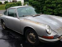 1966 Porsche 911 Base 2.0L -Everything is all original,