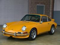 This is a very cool Bahama Yellow 1966 912 that has