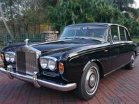 1966 Rolls Royce Silver Shadow! -Runs and drives