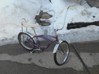 1966 schwinn stingray   great condition paint and decls