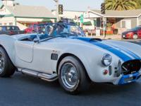 66 AC Shelby Cobra First off; this was my dream car and