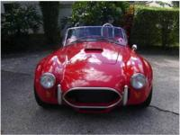 1966 427 SC Cobra Replica assembled in 1989 Everett