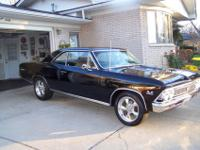 1966 SS CHEVELLECALIFORNIA CAR SUPER SOLIDITS NOT A