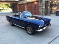 1966 Sunbeam Tiger Clone Convertible. All brake and
