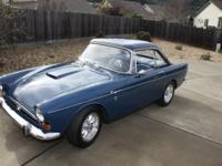 1966 Sunbeam Tiger Mk1A known as the Funbeam Engine: