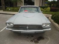 1966 Town Landau Thunderbird (@8000 made in 1966)
