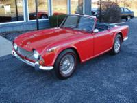 THIS IS A BEAUTIFUL EXAMPLE OF ONE OF THE BEST TRIUMPH