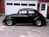 This is a high end Pro built v8 powered 66 vw with