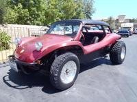 The always traditional Meyers Manx! This one is based