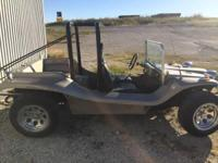 1966 VW Dune Buggy for sale (TX) - $34,500. Black & &