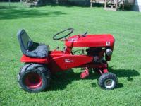I have a 1966 wheel horse lawn ranger that does not