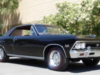 Here is an absolutely beautiful 1966 Chevelle SS 396 4