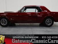 Up for sale in our Houston showroom is a 1966 Ford
