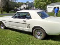 1966 Ford Mustang for sale. 302 Automatic power