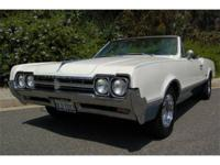 1966 Oldsmobile Cutlass Convertible Just arrived at