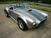 1966 Shelby Cobra Roadster Replica Amazing Machine