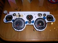 """maineleeme"", restoring 1967 - 68 Mustang Tach clusters"