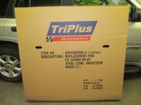 UP FOR SALE IS A BRAND NEW IN THE BOX TRI PLUS