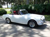 1967.5 Datsun Roadster 2000 Convertible, Very RARE, Low