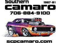 Need parts to restore your 1967-81 Camaro call Southern