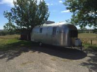1967 Airstream Safari in Watkins CO. This is a 1967