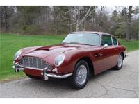 "JUST IN!! 1967 Aston Martin DB6 Vantage. RARE ""FACTORY"""