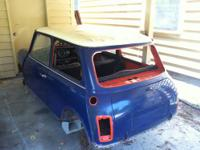 1967 Austin mini British specs (right hand drive) needs