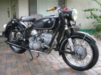 1967 BMW R69S Triple Numbers Matching BikeFor a faster