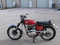 ^ ^ ^ ^ 1967 bsa hornet motorbike. this is the