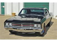 Heres a true 1967 Buick GS 400 powered by a rebuilt 360