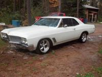 1967 Buick skylark. 400 little block chevy engine,
